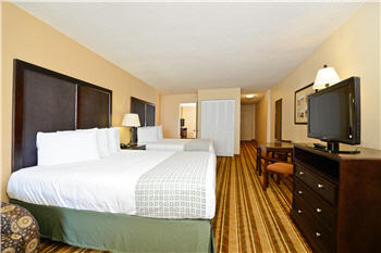 Daytona Beach Shores Queen Room