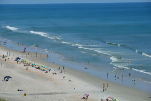Daytona Beach During the Day